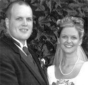 Dave Rickards & Kelly Spalding
